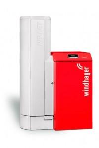 windhager biomass boiler