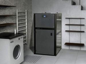 Klover Utility Pellet Boiler