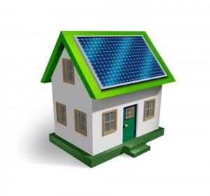 solar house shutterstock_106481003
