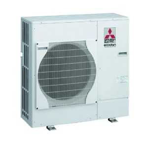 Air source heat pump installation mitsubishi ecodan and Most efficient heating systems
